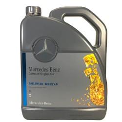 Масло Mercedes-Benz 229.5 5w40 (5л)